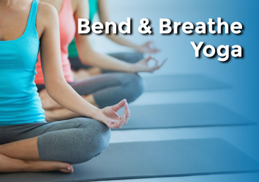 Bend and Breathe